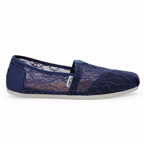 Toms Kadın Günlük Ayakkabı 10004971-Ink