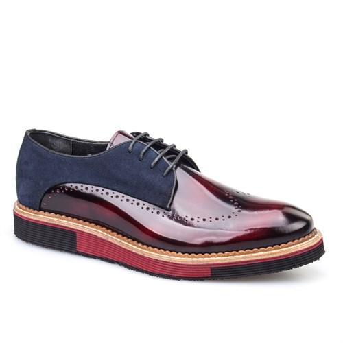 Cabani Oxford Günlük Erkek Ayakkabı Renkli