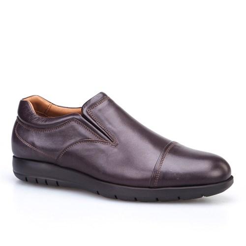 Cabani Extralight Günlük Erkek Ayakkabı Kahverengi Deri