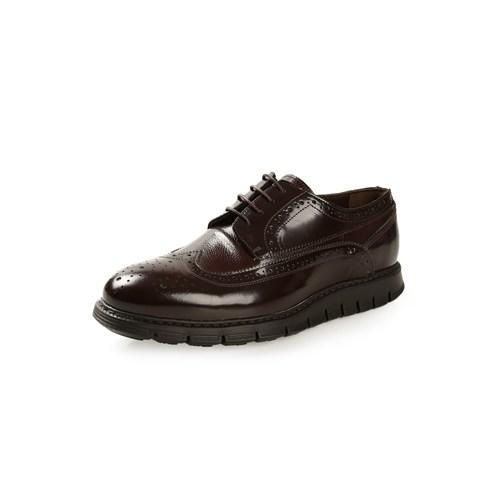 Dexter Erkek Klasik Ayakkabı Bordo 30-7