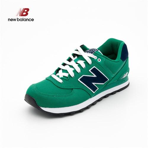 New Balance Ml574pog Unisex Lifestyle, Green, D
