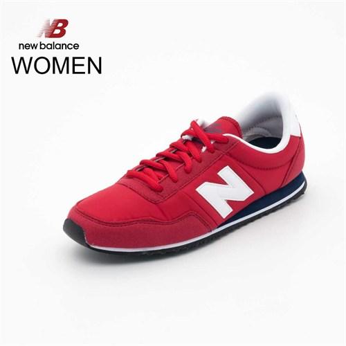 New Balance U395mnrw Unisex Lifestyle, Red-White, D