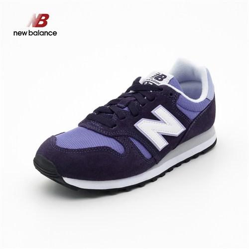 New Balance Wl373smp Womens Lifestyle, Purple, B
