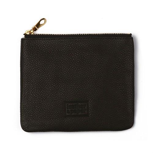 Leather&Paper Siyah Deri Mini Çanta