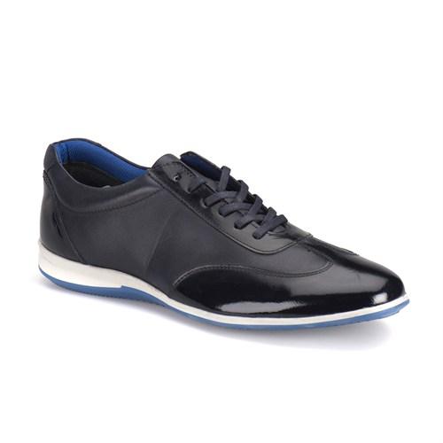 Key Foot M-960 M 1910 Lacivert Erkek Ayakkabı