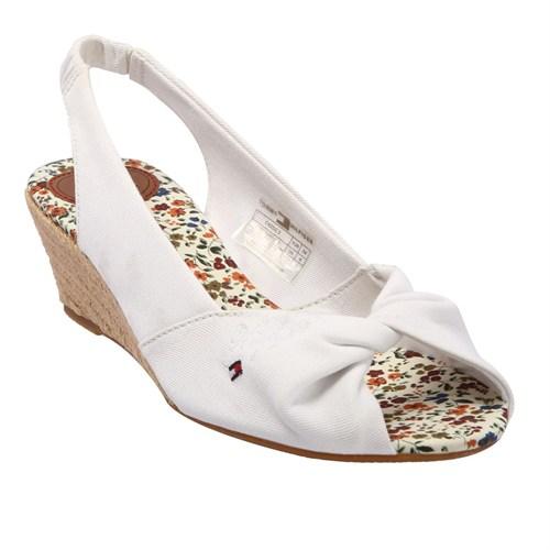 Tommy Hilfiger Fw8sa01813-100 Bayan Ayakkabı