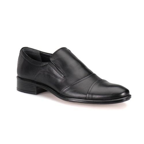 Garamond G-39 M 1455 Siyah Erkek Deri Ayakkabı