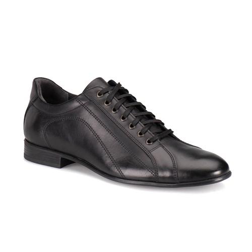 Oxide 88 M 1453 Siyah Erkek Deri Ayakkabı