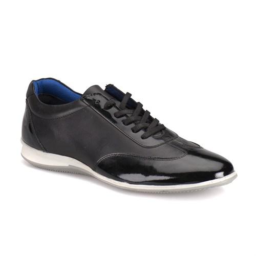 Key Foot M-960 M 1910 Siyah Erkek Ayakkabı