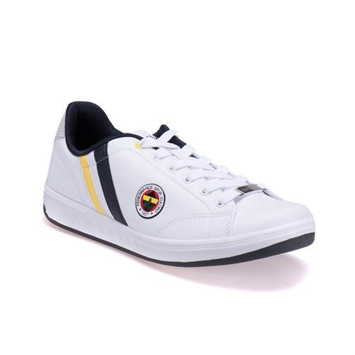 Fb 1223051 Beyaz Lacivert Kadın Sneaker