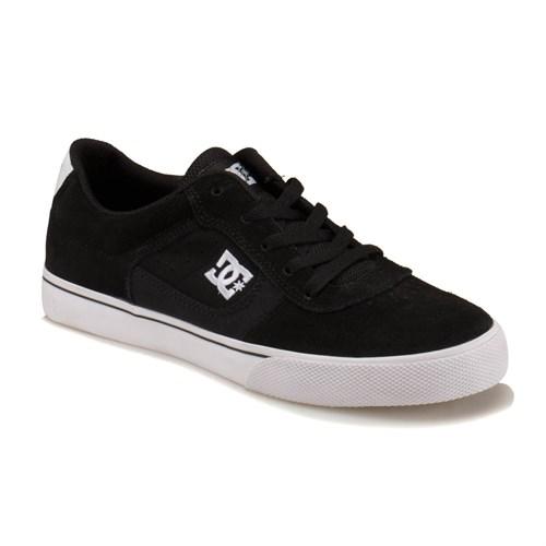 Dc 303323B Bkw Siyah Erkek Çocuk Süet Deri Sneaker