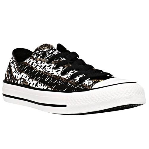 Converse Chuck Taylor All Star12 Siyah Kadın Sneaker