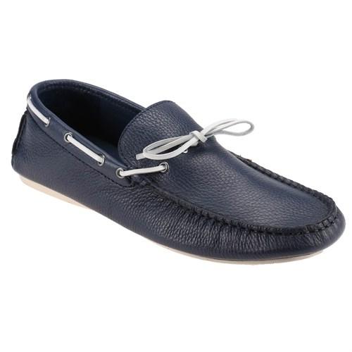 Jj-Stiller 344-1 M 1620 Lacivert Erkek Deri Ayakkabı