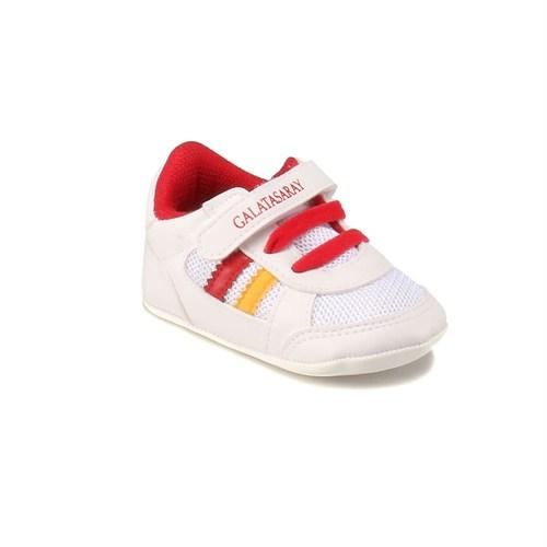 Gs 1243201 Beyaz Kırmızı Erkek Çocuk Ayakkabı