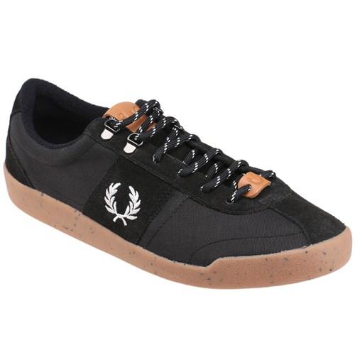 Fred Perry 151 Stockport Cordura/ Su Siyah Erkek Sneaker