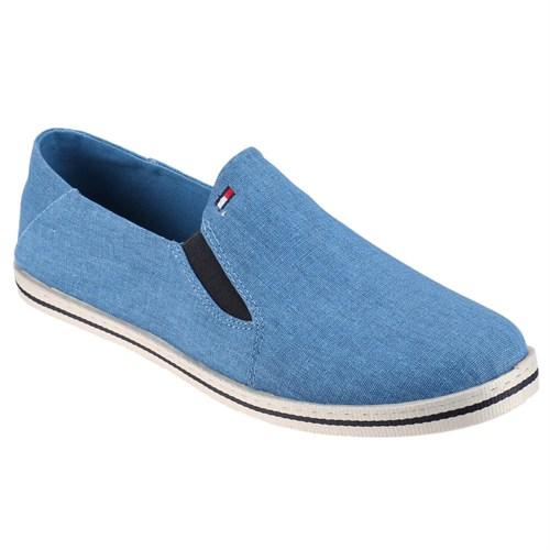 Tommy Hilfiger Gerry 4E Koyu Mavi Erkek Sneaker