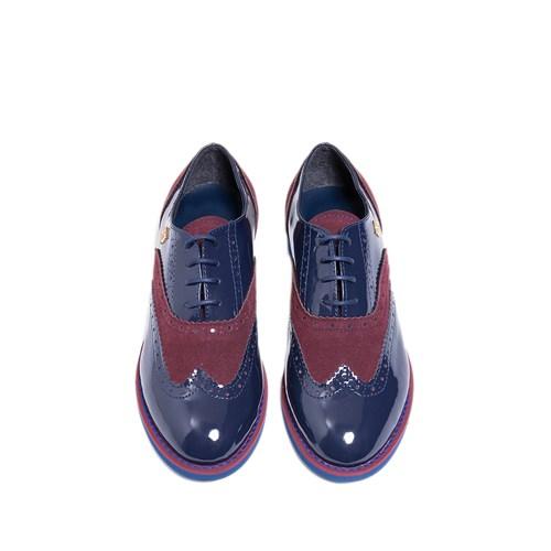 U.S. Polo Assn. Kadın Lacivert Ayakkabı