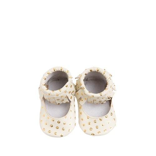 U.S. Polo Assn. Kız Çocuk Bej Ayakkabı