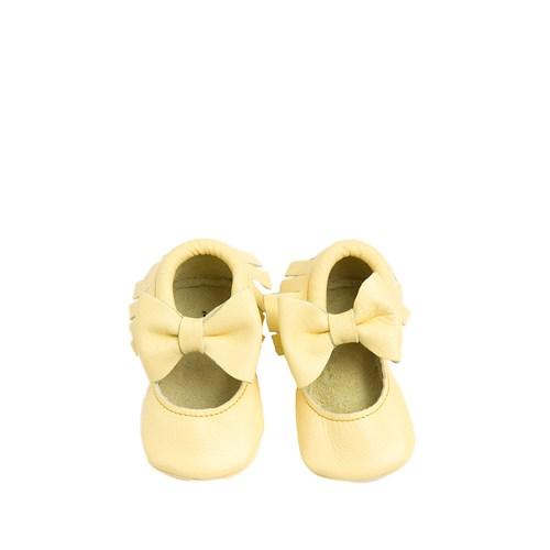U.S. Polo Assn. Kız Çocuk Sarı Ayakkabı