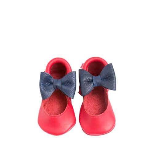 U.S. Polo Assn. Kız Çocuk Kırmızı Ayakkabı