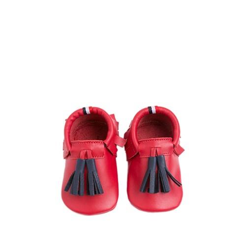 U.S. Polo Assn. Erkek Çocuk Kırmızı Ayakkabı