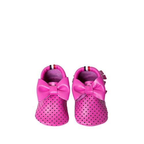 U.S. Polo Assn. Kız Çocuk Pembe Ayakkabı