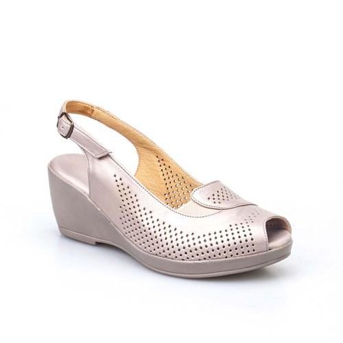 Cabani Kadın Ayakkabı Bej