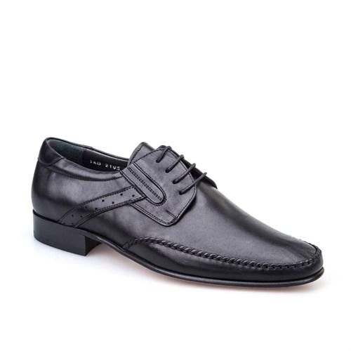 Cabani Erkek Ayakkabı Siyah Soft Deri
