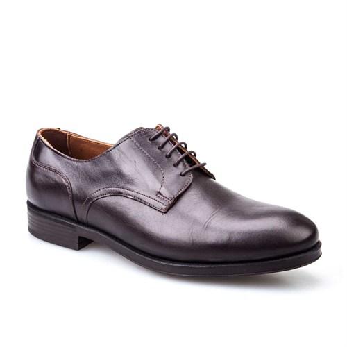 Cabani Günlük Erkek Ayakkabı Kahve Napa Deri