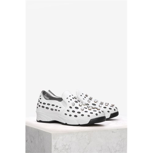 İlvi Tarin 9943 Beyaz Spor Ayakkabı