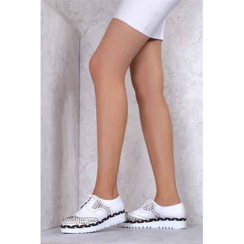 İlvi Klarisa 32641 Beyaz Ayakkabı