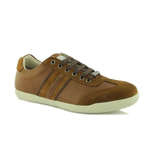 Dockers 218071-285453 Taba Erkek Ayakkabı