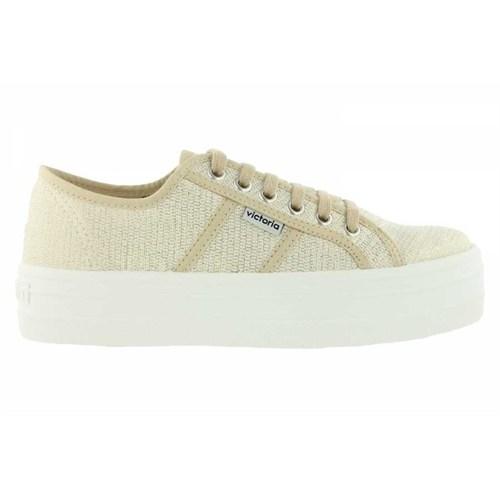 Victoria 09272-Oro Kadın Günlük Ayakkabı