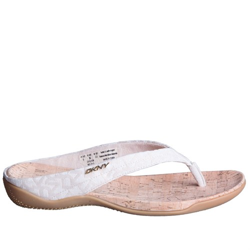 Dkny Sarasota Logo Jacquard 23151536 Kadın Ayakkabı Hemp