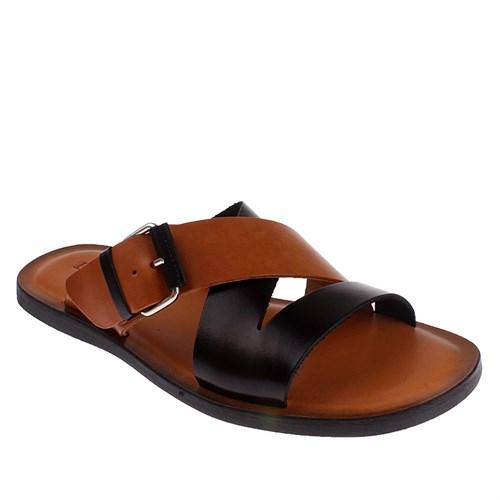 Emozioni M6331 Erkek Ayakkabı Naturale Biscotto Black