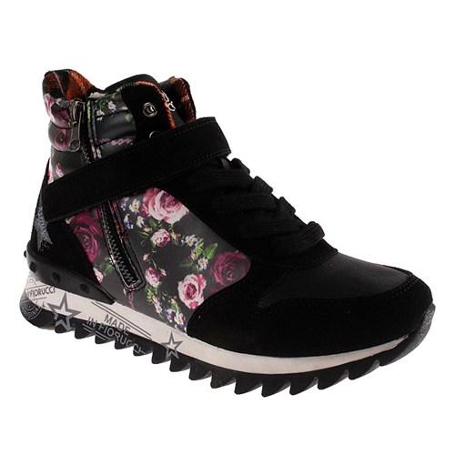 Fiorucci Fcag032 Kadın Ayakkabı Nero Flower