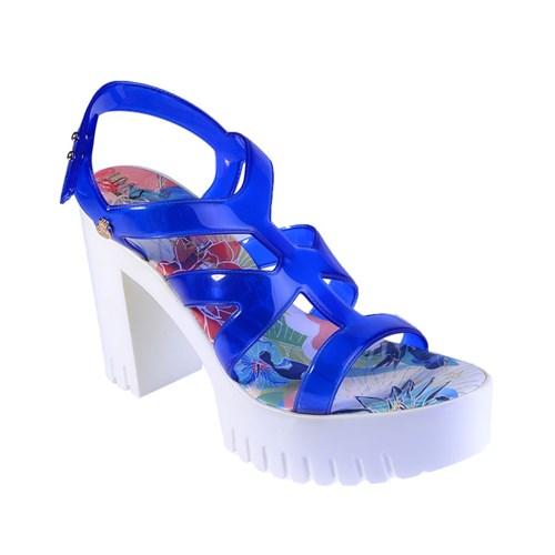 Bloom 6 Lemon Jelly Cat Kadın Ayakkabı Whıte Candy Blue