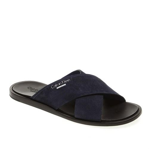 Calvin Klein Josh 2589 Erkek Ayakkabı Tex Suede Dk Kleın