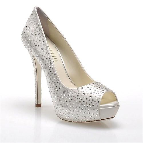 Loriblu Scarpa 3Ep12377Pfq2013C Kadın Ayakkabı Raso Avorıo