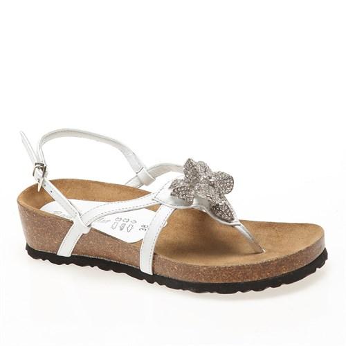 Calzaturoficio Silva A053 Kadın Ayakkabı Bıanco