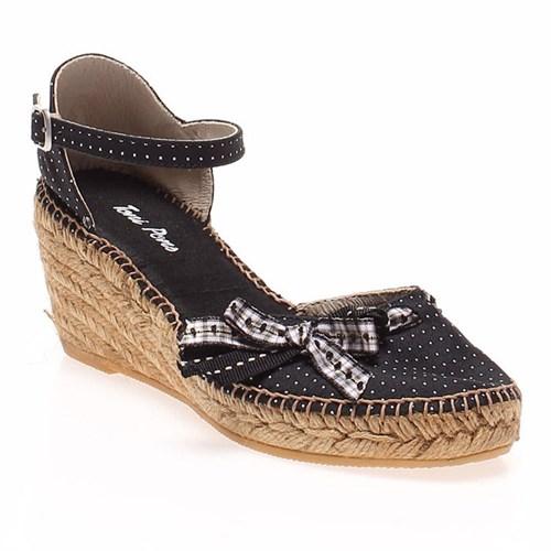 Toni Pons Berta Kadın Ayakkabı Siyah