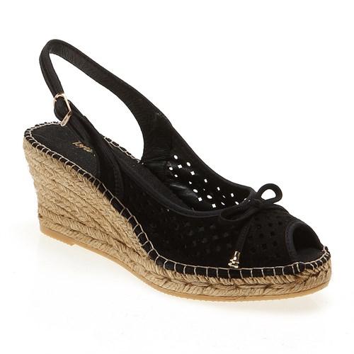 Toni Pons Croacia Kadın Ayakkabı Siyah