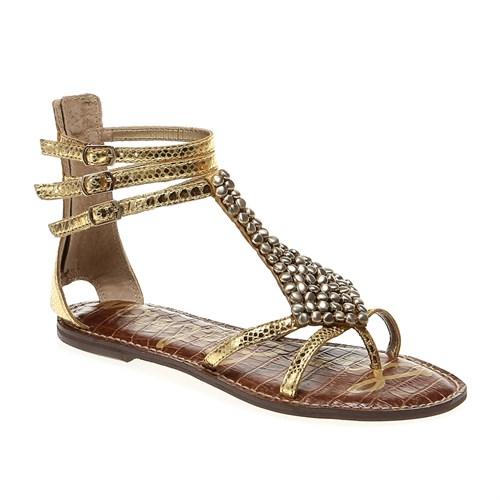 Sam Edelman Ginger 37620S4916 Kadın Ayakkabı Gınger Gold
