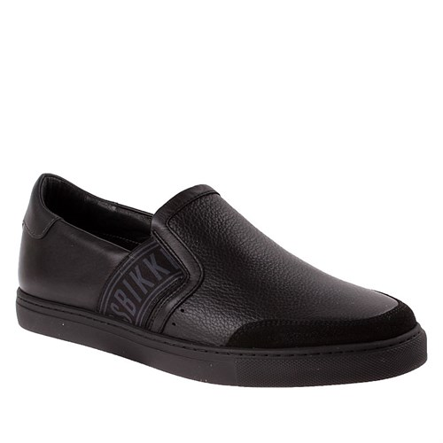 Bikkembergs Soccer Capsule Bke108243 Erkek Ayakkabı Leather/Tpu Black