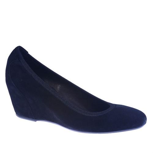 Frau Camoscio 71C5 Kadın Ayakkabı Siyah