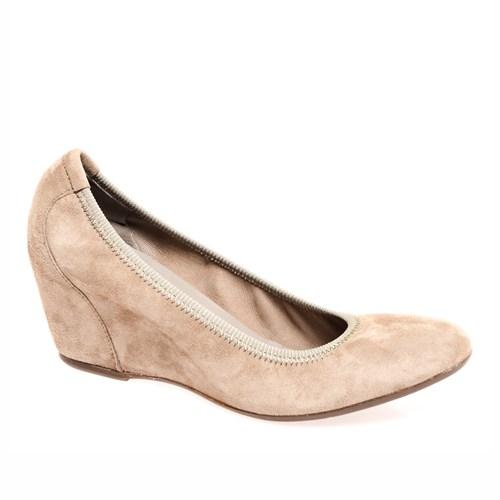 Frau Camoscio 71C5 Kadın Ayakkabı Kahverengi