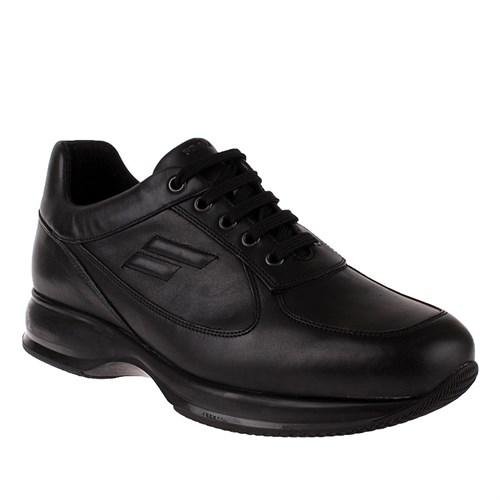 Frau Sella 24P3 Erkek Ayakkabı Siyah