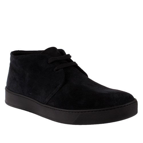 Frau Suede 20D5 Erkek Ayakkabı Blu Nero