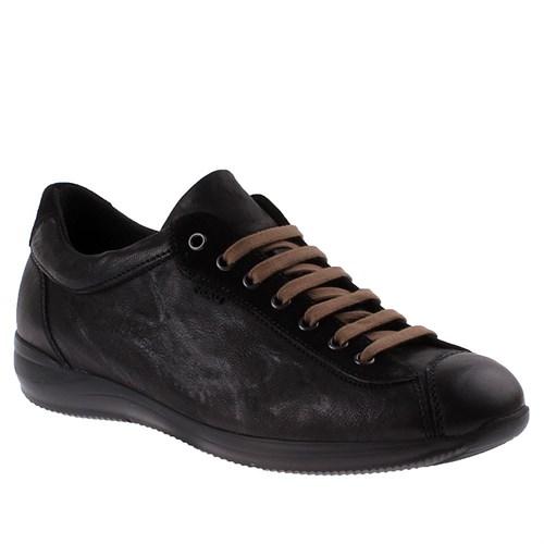 Frau 26P3 Erkek Ayakkabı Siyah