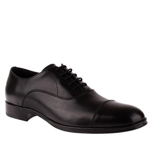 Frau 77P2 Erkek Ayakkabı Siyah